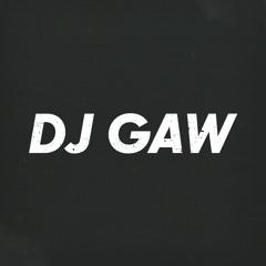 DJ GAW: 100% DUBS MIX