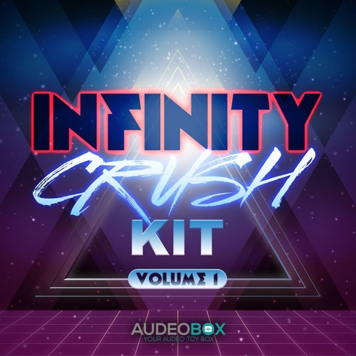 Infinity Crush Drum Kit Audio Demo by Modern Producers