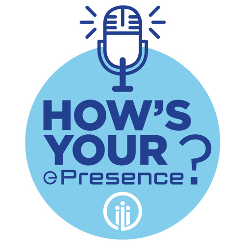 """S2 E6 """"How's your ePresence?"""" with guest William Pate, CEO and President of the Atlanta Convention and Visitors Bureau"""