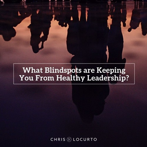323: What Blindspots are Keeping You From Healthy Leadership?