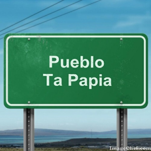 PUEBLO TA PAPIA-DIAMARS  APRIL 16 - 2019