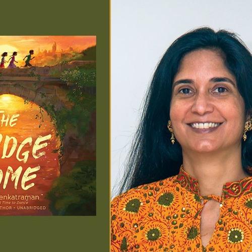 Episode 17 Author Padma Venkatraman