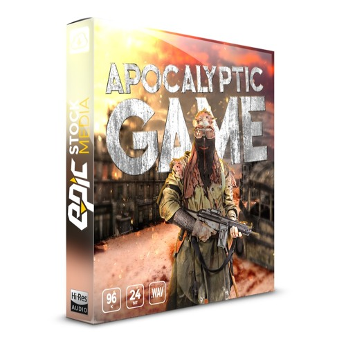 Apocalyptic Game - RPG & Crafting Game Sound Effects Library by Epic