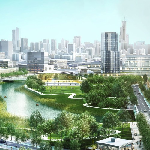 Massive Chicago Developments Get UU$2-Billion Boost