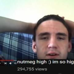 Smoking Nutmeg