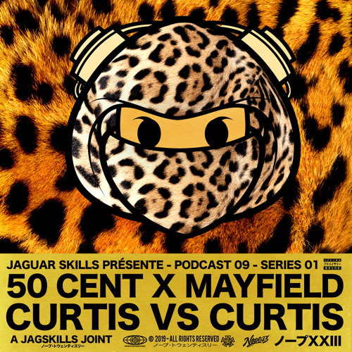 50 CENT X CURTIS MAYFIELD - GET FLY OR DIE TRYIN - A JAG SKILLS JOINT (2019)