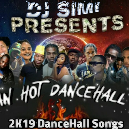 Clean 2019 DanceHall Mix April By Dj Simi Ft Popcaan,Vybz