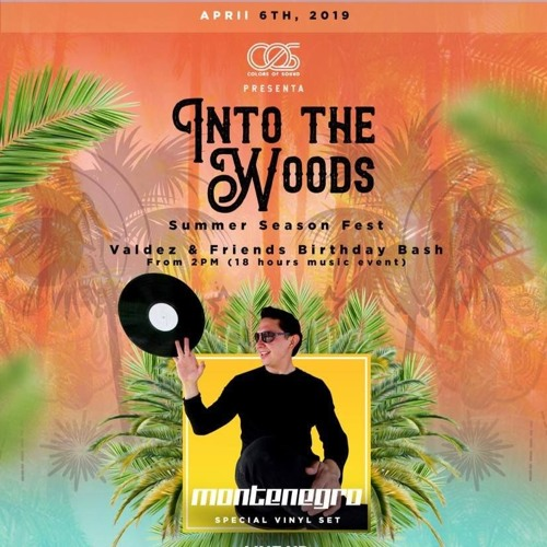 Montenegro @ Into The Woods (06 Abr 2019) - SMMA, Guatemala