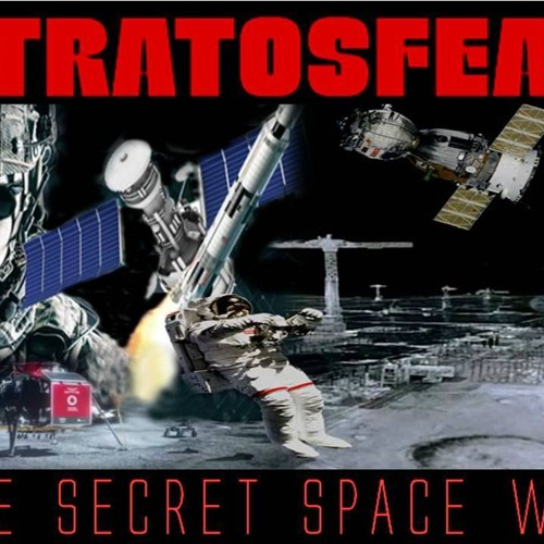 'STRATOSFEAR – THE SECRET SPACE WAR W/ MIKE BARA' - April 16, 2019