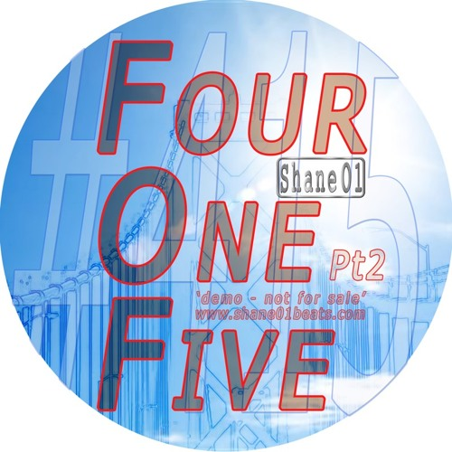 FourOneFive (Pt2)(as aired on radio - Pure-RTBF Pure Trax - April 13, 2019)