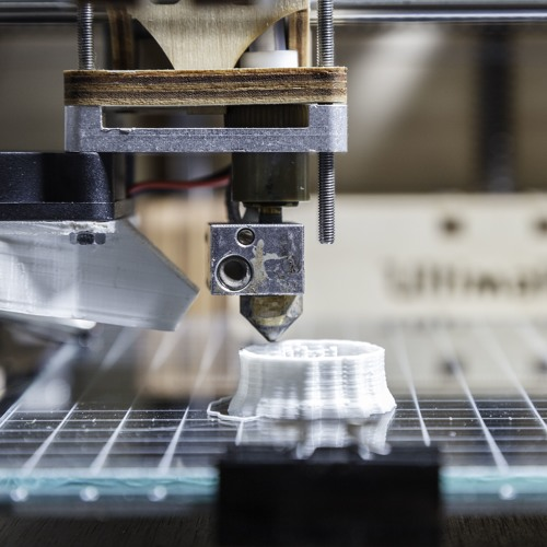 The evolution of 3D printing