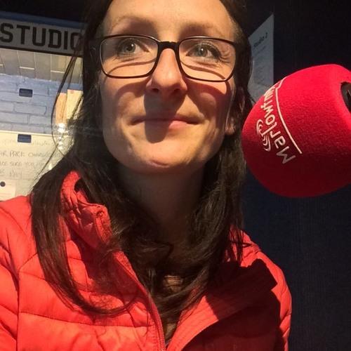 Anna Hughes and Dave Hampton on MarlowFM