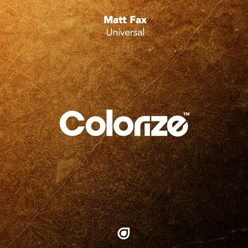 Matt Fax - Universal [OUT NOW]