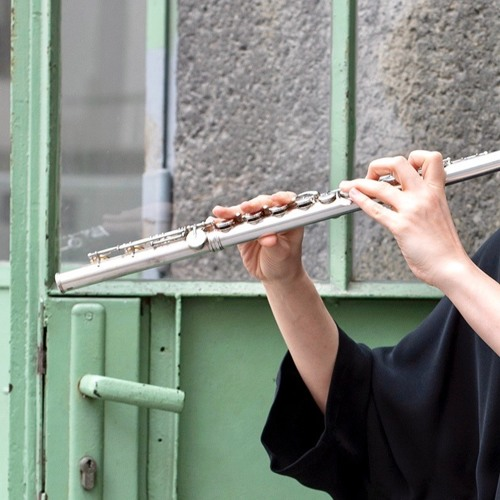 Giacinto Scelsi Pwyll for flute //LIVE//