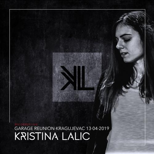 Kristina Lalic @ Garage Reunion (Kragujevac - Serbia 13.04.2019)