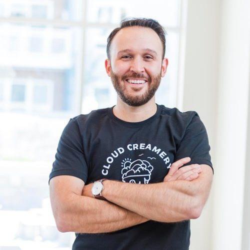David Yusefzadeh, CEO & Founder of Cloud Creamery