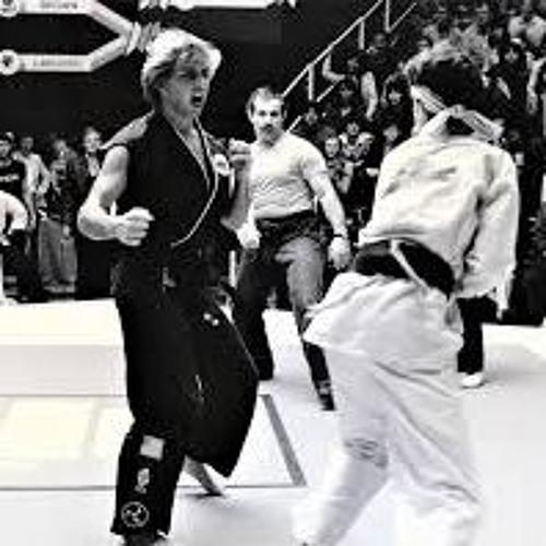 Sensei Ron Thomas (Bobby Brown From The Karate Kid)