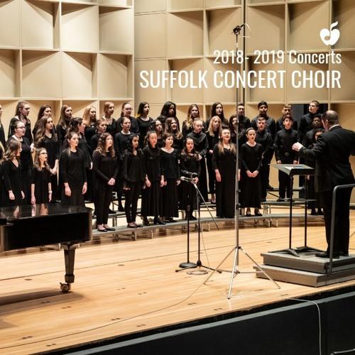 Suffolk Concert Choir - 2018-2019 Concerts