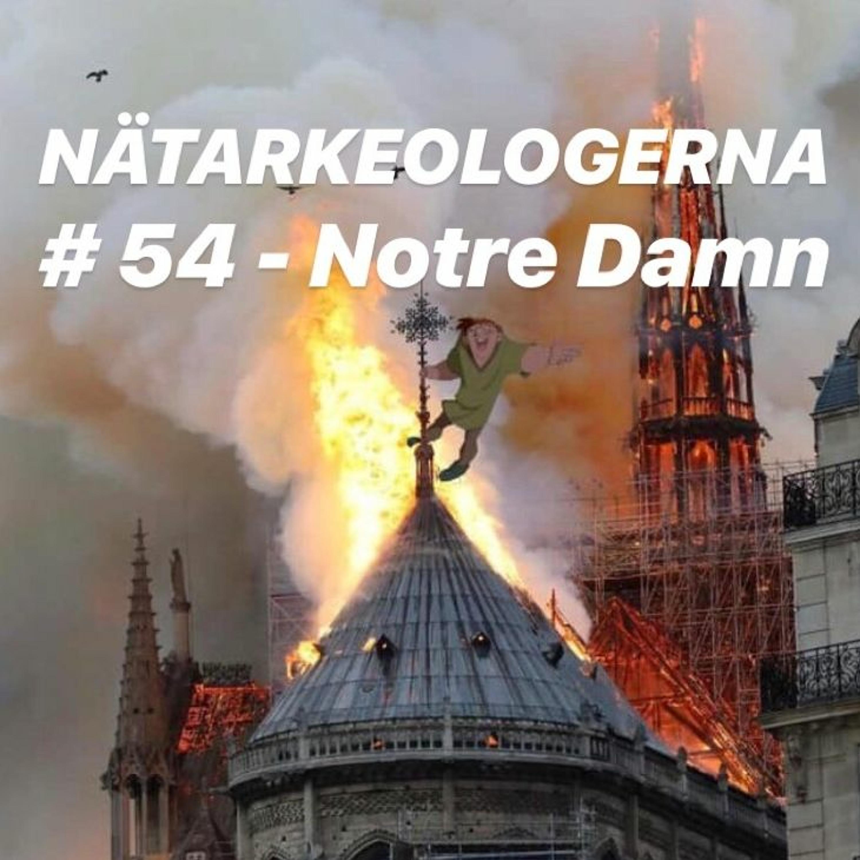 #54 - Notre Damn