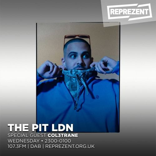 The Pit LDN: Col3trane Extended Interview