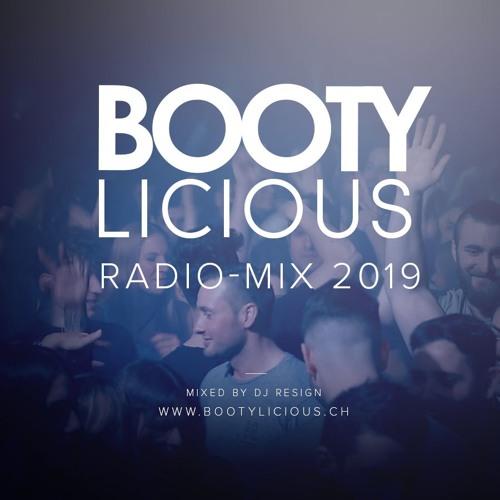 BOOTYLICIOUS Radio-Mix 2019