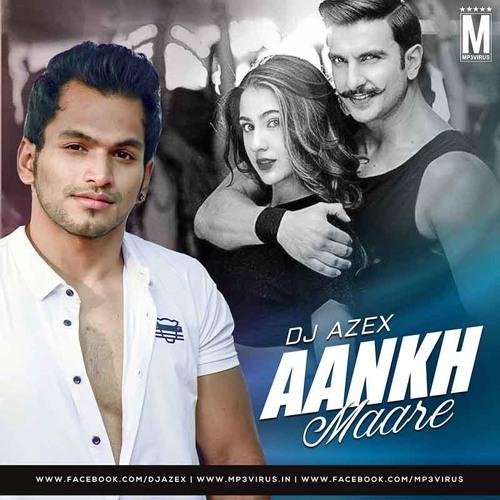 AANKH MAREY (THE EDM DROP) - New bollywood remix by DJ AZEX