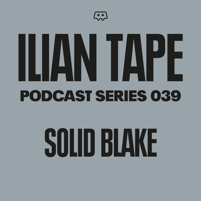 ITPS039 SOLID BLAKE
