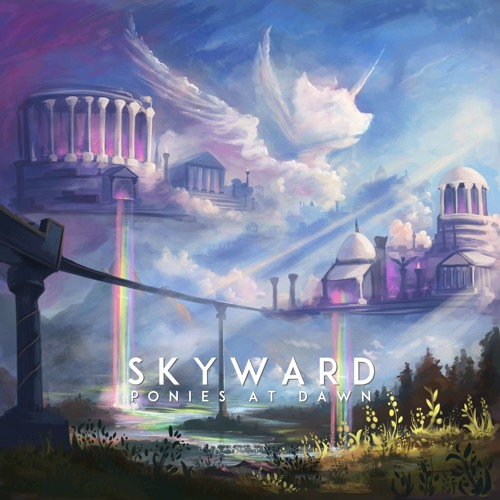 VA - PONIES AT DAWN - SKYWARD 2019 [LP]