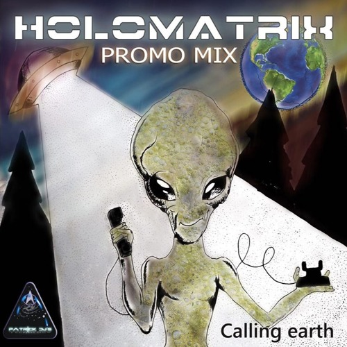 Calling earth - Album Promo Mix