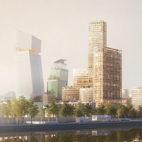 """Transformative Development"" Design Selected For Paris"