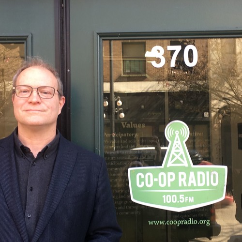 Community Radio resurgence with Co-op Radio's Bryan McKinnon and Broadcast Hall of Famer Don Shafer