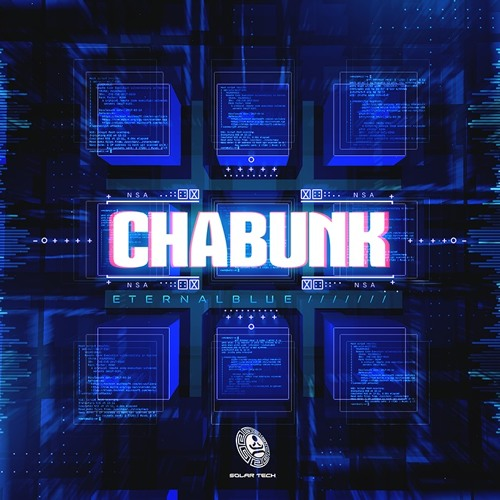 "Chabunk EP ""Eternal Blue"" OUT NOW ✹"