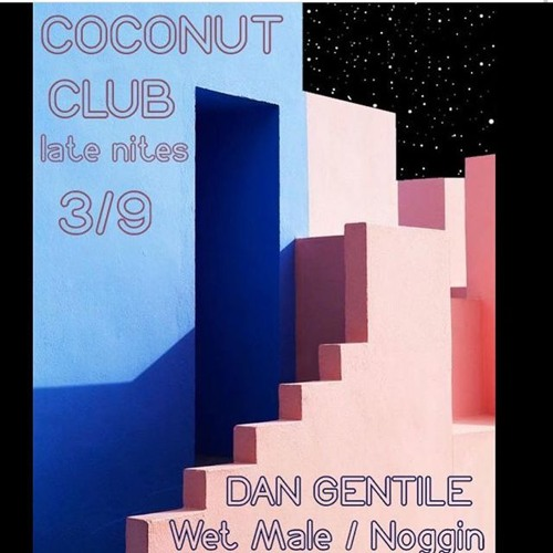 Dan Gentile Live at Coconut Club