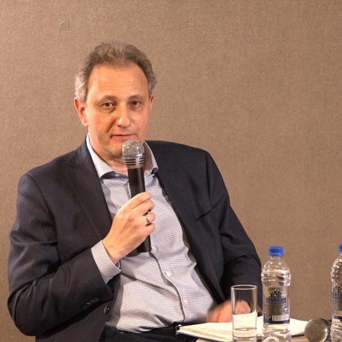 Встреча с политологом Андреем Колесниковым на площадке «Форума «МЫ»