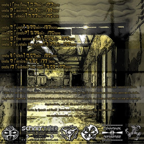 "Hesed - Onda5 (rondò) ""ATMCD01 Onde Anomale"""