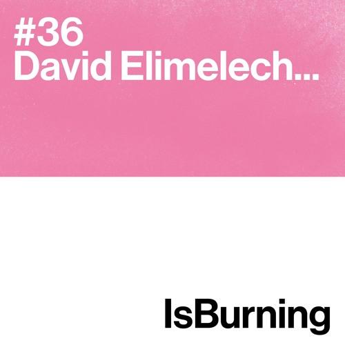 David Elimelech... Is Burning #36