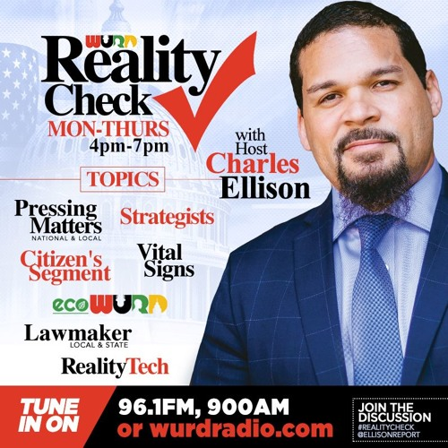Reality Check ~ 4.3.19 Michelle Romero Green For All joins EcoWURD