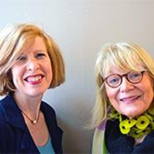 Vicki Hendrickson & Jen Entwistle, Co - Chairs Of Newburyport Literary Festival