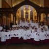 In the Bleak midwinter Darke Treble Nicholas Falconer,Tenor Hector King (St George's choir,Belfast)