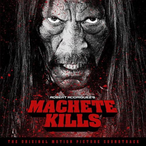 Brian J Ramos - Telele (Machete Kills OST) by Panatrog