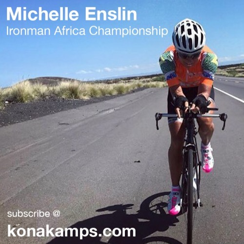 Michelle Enslin, Ironman Africa Championships 2019