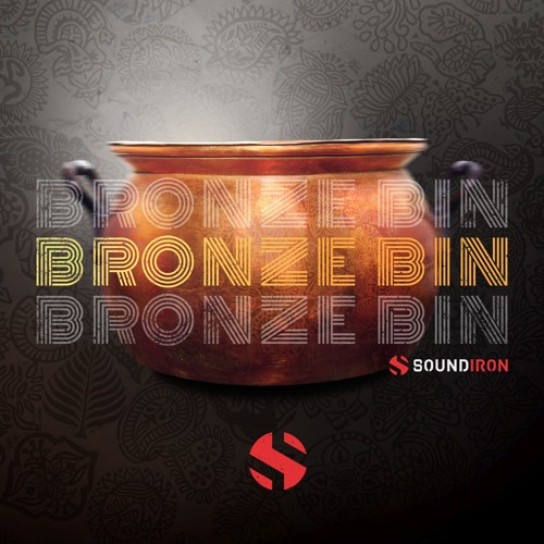 Bronze Bin