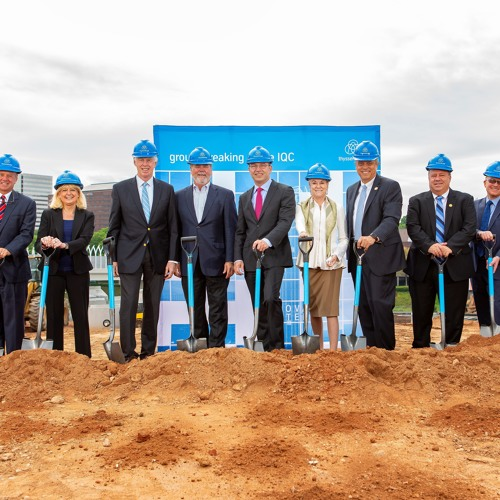 thyssenkrupp Breaks Ground On IQC, Part Of Atlanta HQ