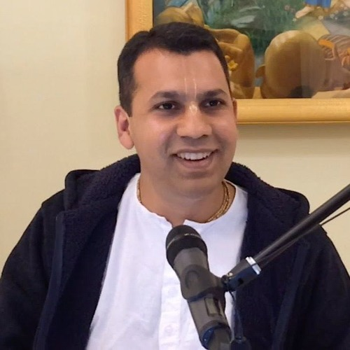 Śrīmad Bhāgavatam class on Fri 19th Apr 2019 by Sri Chaitanyai Dāsa 4.22.05