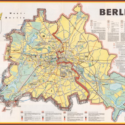Oh the Places you Can Go (with DLI) - The Berlin Wall Story