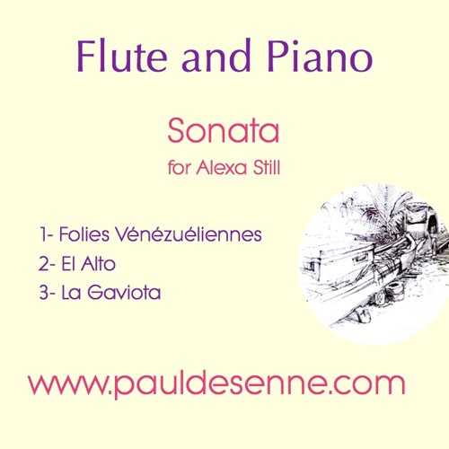 Sonata for Flute & Piano - demo