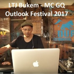 LTJ Bukem MC LOWQUI & GQ - Outlook Festival 2017 Croatia - Atmospheric Jungle DnB