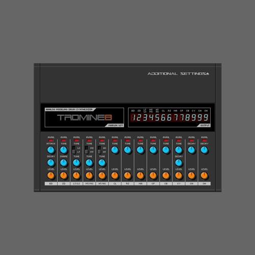 Tromine8 version 1.0