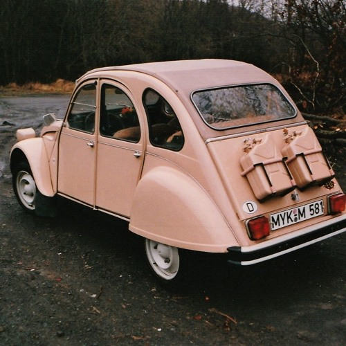 "Folge 9 - Citroën 2CV ""Ente"" (1949-1980)"