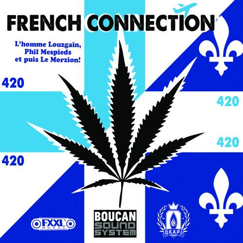 Louzgain / Okapi - French Connection + Dub